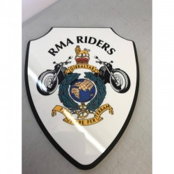 RMA-RIDERS BRANCH SHIELD