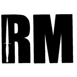 Black Casual RMA-Riders Shirt